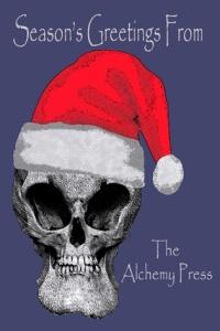 xmas skull 2013b