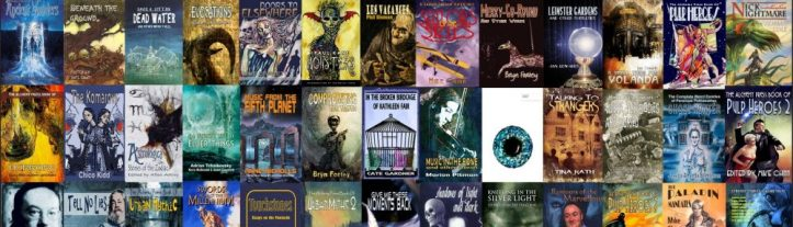 The Alchemy Press | The award-winning publisher of the fantastic